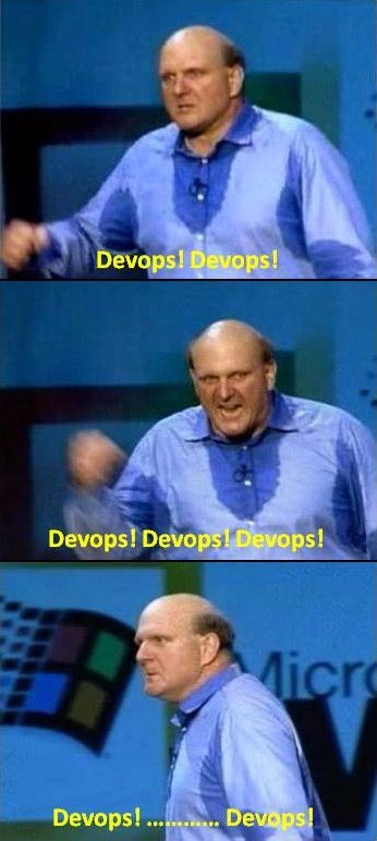 Steve Ballmer wants devops